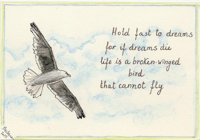 swap_5 by embracetiger, via Flickr  (poem by Langston Hughes)