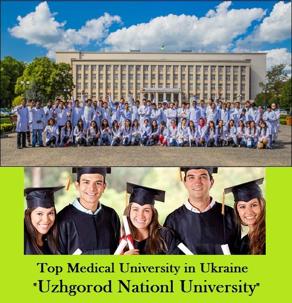 The Uzhgorod National University is considered as the best medical schools in Ukraine always worried about the welfare of the student related to education and overall development of the individual to provide the subject knowledge in-depth.