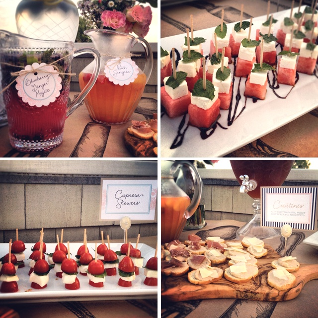 50 Best Images About Events : Bridal Shower On Pinterest