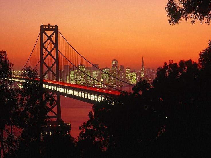Aller à San Francisco...Et en profiter pour rendre visite à mon ami Danny...