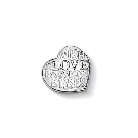 Memento Heart Treasure - Meaning: Passion (CC267-S)