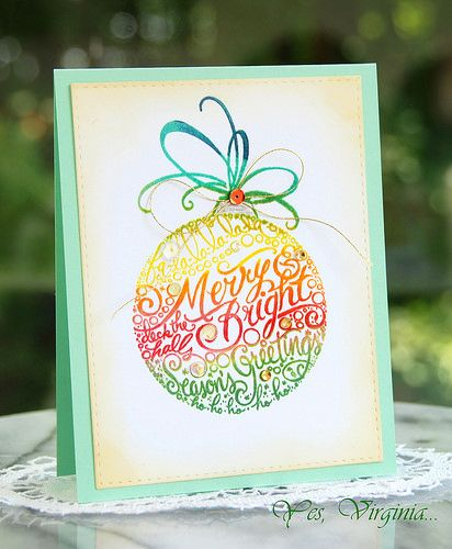 Stampendous Merry & Bright