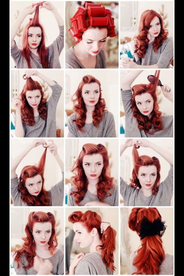 The 25 best grease hairstyles ideas on pinterest 50s hairstyles love vintage hairstyles and want to add some sexy look well retro hairstyles are super best option for you discover 10 amazing retro hairstyles for you urmus Gallery