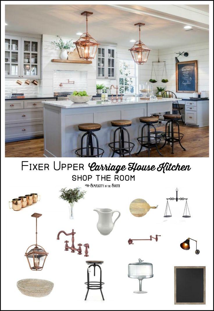 Landmaark kitchen accessories - 3 Favorite Fixer Upper Kitchens