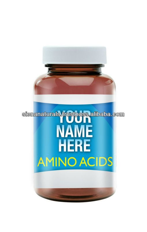 Amino Acids Softgels Ultimate Nutritional Supplements