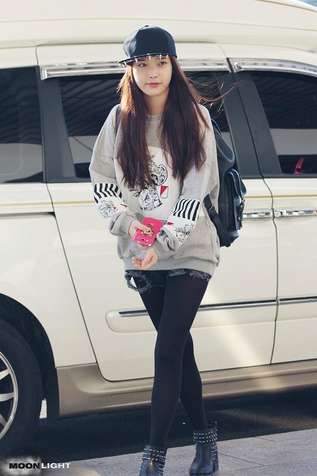 IU at airport
