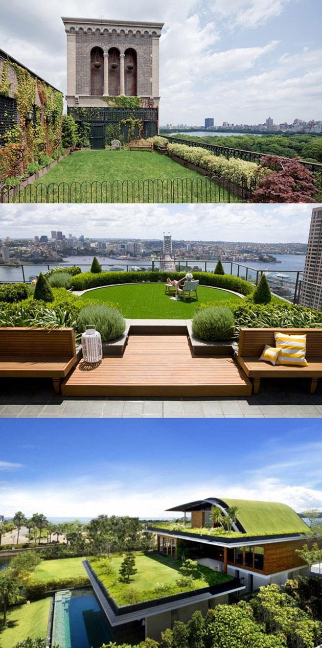 Roof Garden. Garden Design IdeasGarden ... Part 72