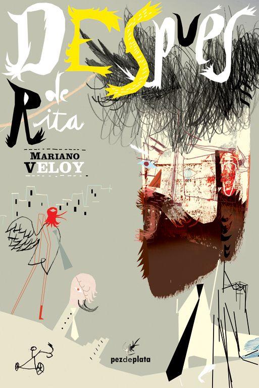 """Después de Rita""  (After Rita) by Leo Flores, via Behance"