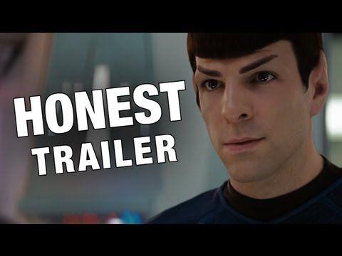Honest Movie Trailers: Star Trek (2009) by Screen Junkies