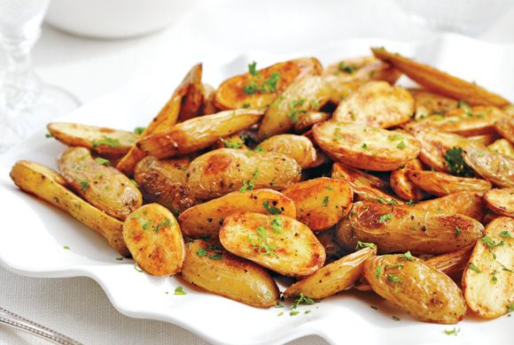 Crispy Roasted Fingerling Potatoes recipe - Canadian Living