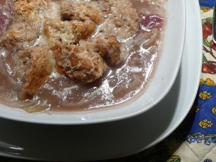 Onion soup @PolaM