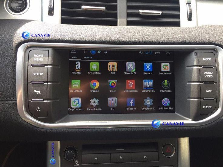 Android Autoradio Car Stereo Audio Head Unit Evoque Cheryevoque Range Rover Sport HSE Jaguar Discovery Freelander 4 2013 2014