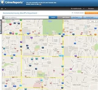 New Sacramento Sheriff's Department Crime Watch website.  http://homerocket.blogspot.com/2012/09/sacramento-sheriffs-department.html