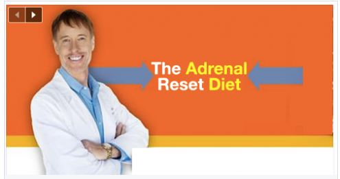 Adrenal Reset Diet Food List
