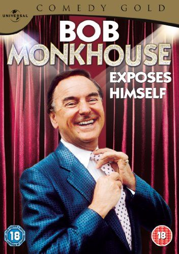 From 2.65 Bob Monkhouse - Exposes Himself - Comedy Gold 2010 [dvd]