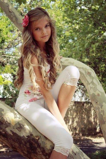 Ukraine cute girls nude