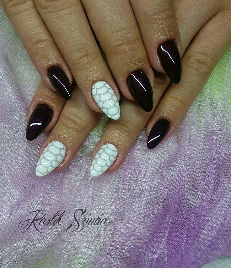 Snake on nails