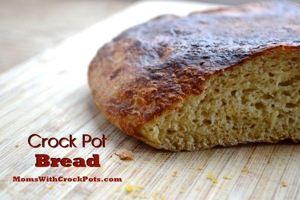 #CrockPot Bread #Recipe