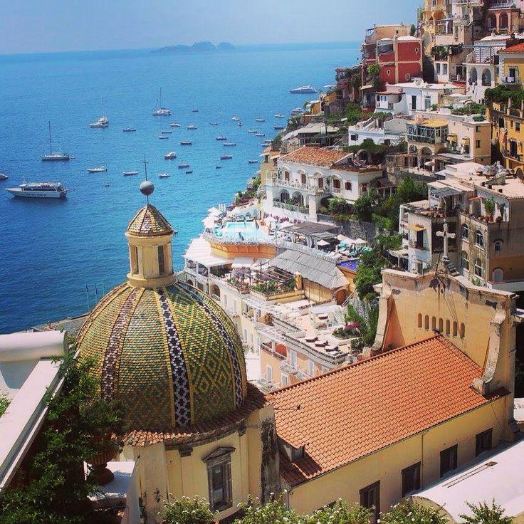 Positano, côte Amalfitaine