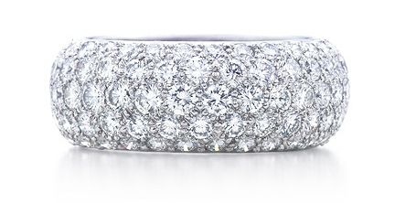23 Best Images About Wide Band Diamond Rings On Pinterest
