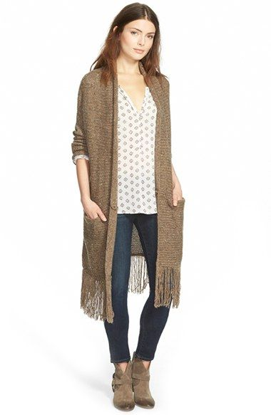 Fashion Over 50: Long Sweaters - Southern Hospitality