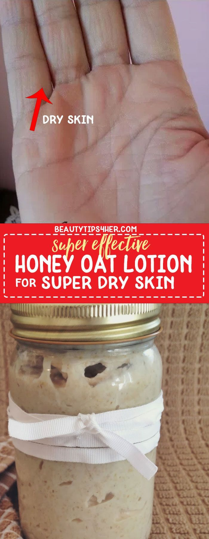 oatmeal lotion for dry skin