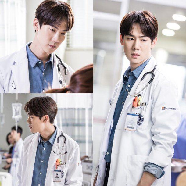 """Romance Doctor Kim Sa-bu"" Yoo Yeon-seok, a bad-tempered doctor @ HanCinema :: The Korean Movie and Drama Database"