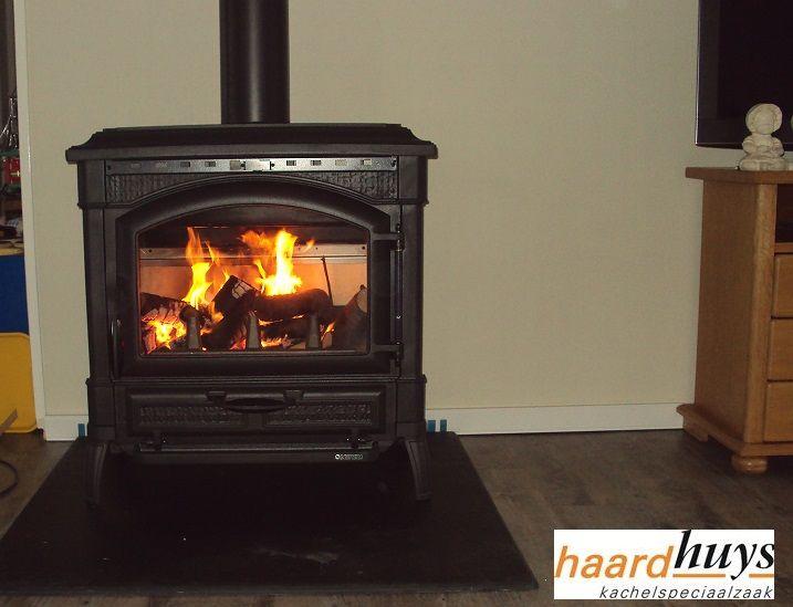 Vrijstaande houtkachel Nordic Fire  Thermo Isotta
