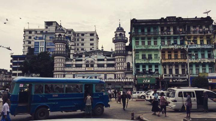 Yangon. Sep 2016