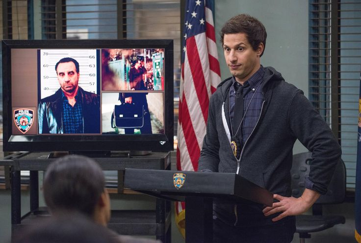 Brooklyn Nine-Nine (Fox-September 27, 2015) Season 3 - The new captain will be played by Saturday Night Live alum Bill Hader, who will have a different set of expectations, making life at the precinct much harder. Amy and Jake just kissed, questioning where will the relationship lead. Boyle will be looking for love. Archie Panjabi (The Good Wife), will guest-star as a lieutenant who has her eyes on Boyle. Jake case may be about a serial-killer. Photo: Erica Parise/FOX