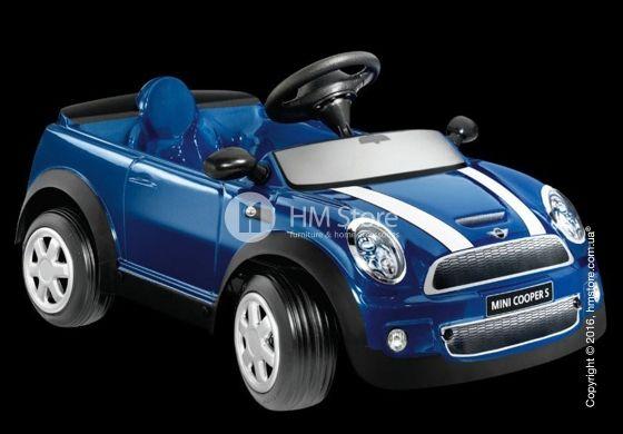 Детские педальные автомобили – это лучший подарок для юного путешественника. Они развивают ребенка не только физически, но и интеллектуально. Ведь детям необходимо познавать мир и делать новые для себя открытия. Именно поэтому, немецкая компания «BMW» разработала линейку автомобилей для самых маленьких. Детский педальный автомобиль Cooper S – это уменьшенная копия автомобиля Cooper от «БМВ».