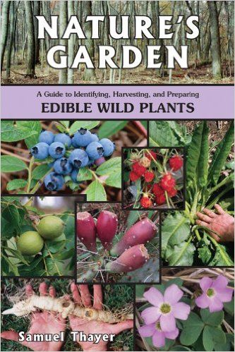 Nature's Garden: A Guide to Identifying, Harvesting, and Preparing Edible Wild Plants: Samuel Thayer: 9780976626619: Amazon.com: Books