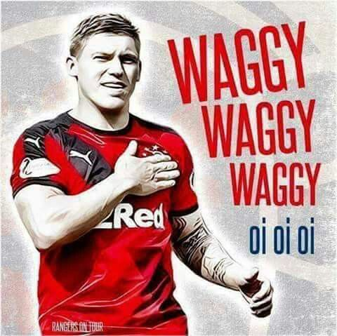#waggy #rangers