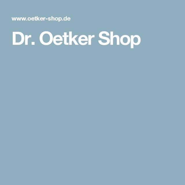 Dr. Oetker Shop