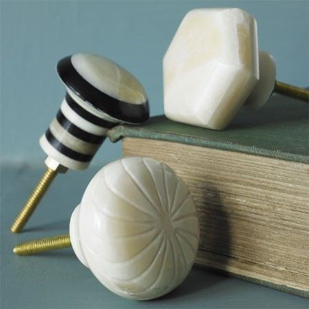 bone door knobs graham & green