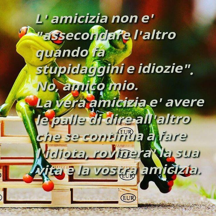 #amicizia - una parola troppo spesso utilizzata come #ricatto follow http://ift.tt/1rtfGy9
