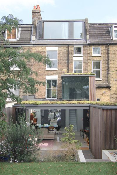 Brilliant but simple extension. Really enhances this property.  www.methodstudio.london