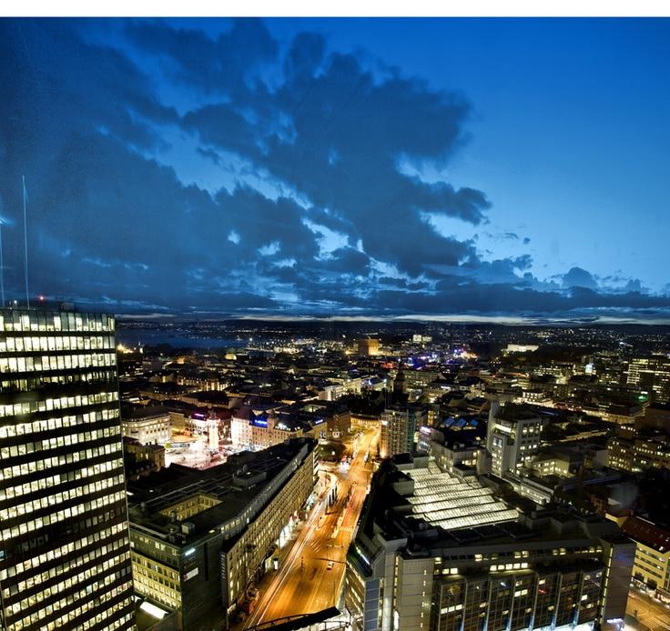 Oslo 我答应,这一生,一定来看你。