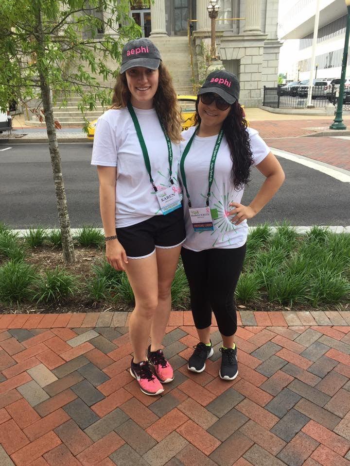 UConn sisters love raising money for charity