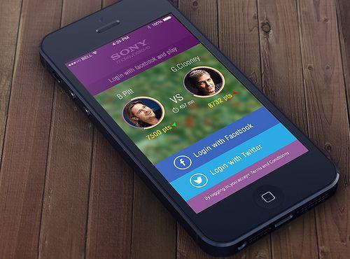 IOS 7 game app
