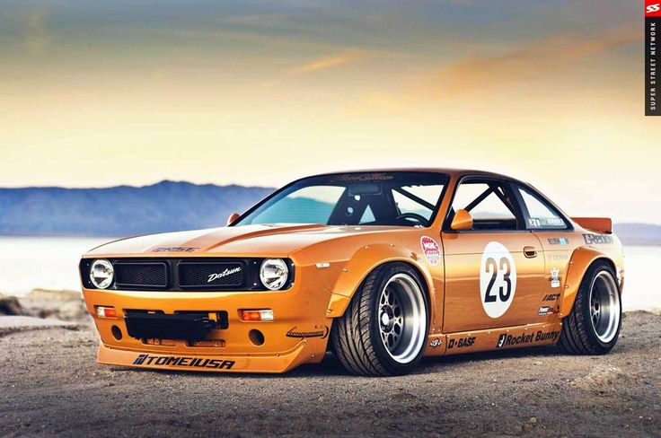 Robb Ferguson's Rocket Bunny Boss 1996 Nissan 240SX – automotive99.com