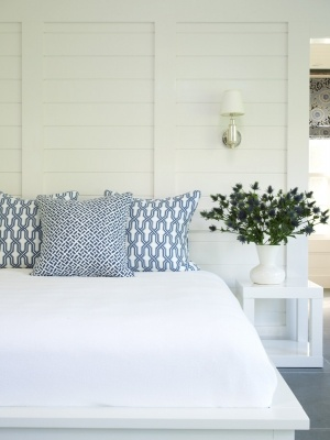 Pure and restful simplicity...Brady Design - Hamptons Classic Architecture, Classic Interiors