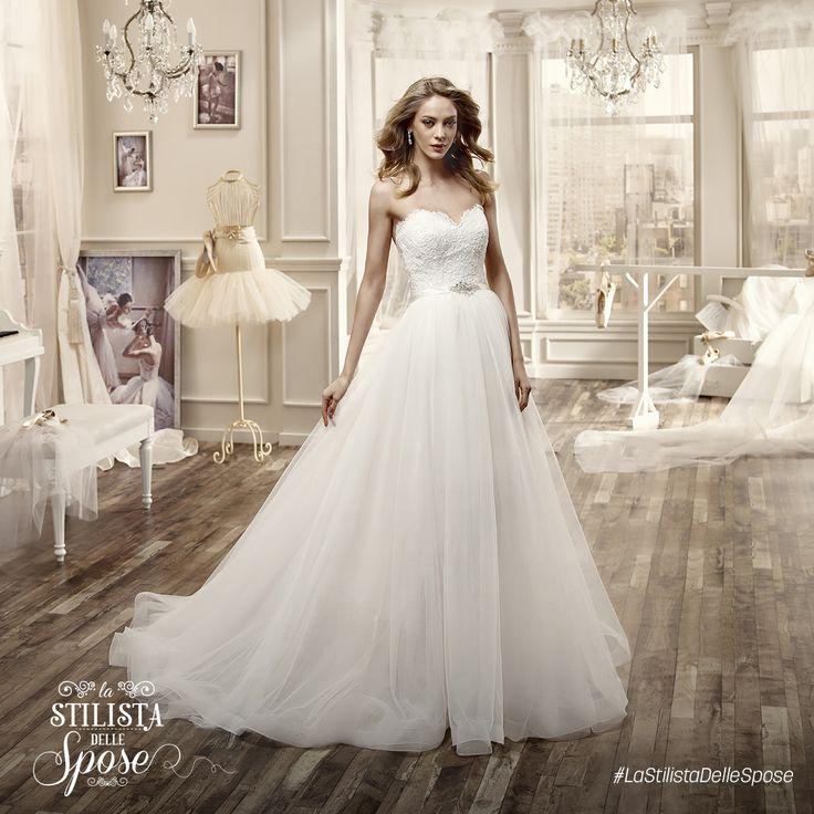 Episodio 2 - L'abito indossato da Ilaria, una frizzante sposa ballerina. Wedding Nicole transformable dress 2016 collection. http://www.nicolespose.it/it/abito-da-sposa-Nicole--NIAB16082-2016   #Nicole #collection #nicolespose #alessandrarinaudo #wedding #flower #flowers #abitidasposa #bianco #white #weddingdress #sposa #bride #brides #bridal #LaStilistaDelleSpose #realtime