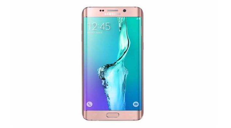Samsung Galaxy S6 Edge+ Pink Gold diluncurkan di China