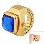 Unique Finger Ring Watch Analog Dis...