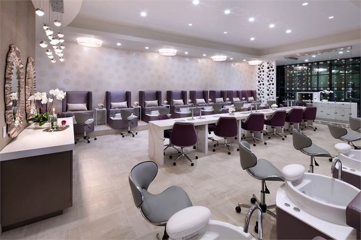 17 best Nail Stations images on Pinterest   Nail salons, Hair dos ...