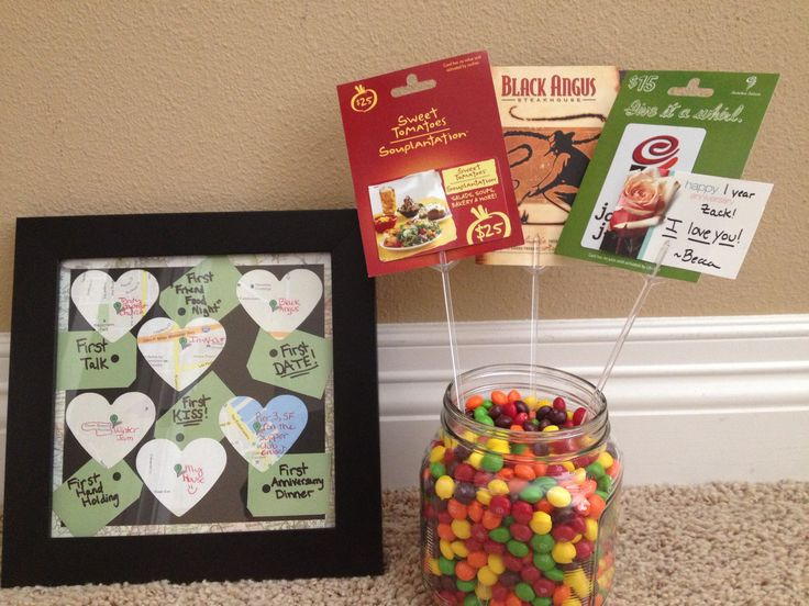 Best diy anniversary gifts images gift ideas
