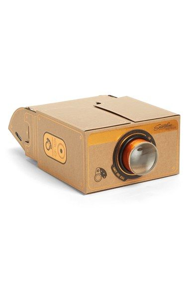 Free shipping and returns on Luckies of London Smartphone Projector 2.0 at Nordstrom.com. An old-fashioned projector lets you share your favorite movies, TV shows and funny Internet clips without sacrificing your personal space, by displaying your screen on the wall or nearest smooth, flat surface at up to 8x magnification. Adding to the nostalgic value, the ingenious use of mirrors and reflective technology means that no batteries are required—just make sure your phone is fully charged, of…
