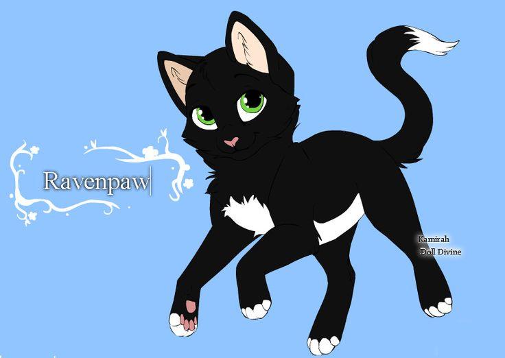 Warrior Cats Ravenstripe