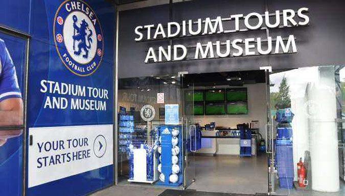 Get closer to your favourite club with a Chelsea FC: Stamford Bridge Stadium Tour for Two All tours include a free pass into the museum Understand